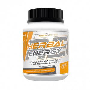 Натуральный энергетик HERBAL ENERGY 120 КАП.