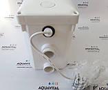 Бытовая канализационная установка Sprut WCLIFT 400/3, фото 4