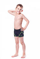 Плавки для мальчика Shepa 051 134 Темно-серые (sh0284)