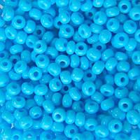Чешский бисер для вышивания Preciosa (Прециоза) оригинальный 5г 31119-63020-10 голубой