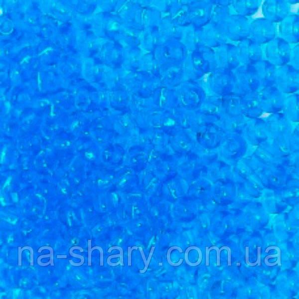 Чешский бисер для вышивания Preciosa (Прециоза) оригинальный 5г 31119-60030-10 голубой