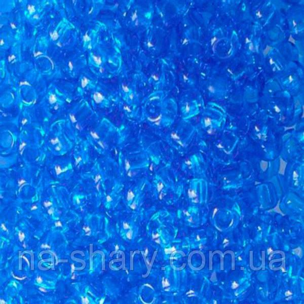 Чешский бисер для вышивания Preciosa (Прециоза) оригинальный 5г 31119-30030-10 синий