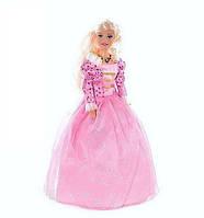 Красивая модница кукла Defa Lucy 20961 Кукла невеста Музыкальная кукла Defa + аксессуары! Подарок малышке