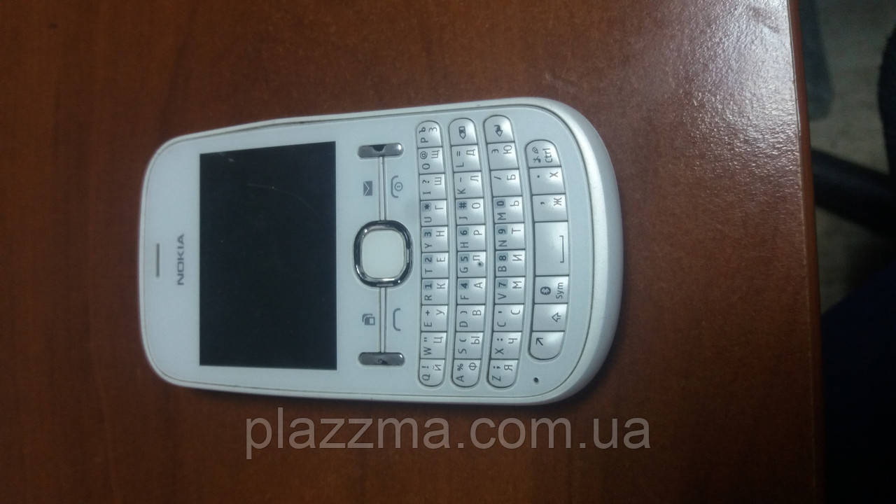 Мобильного телефона Nokia Asha 200 разборка