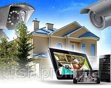 Ремонт, обновление систем видеонаблюдения Харьков