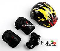 Защита и шлем Black 2