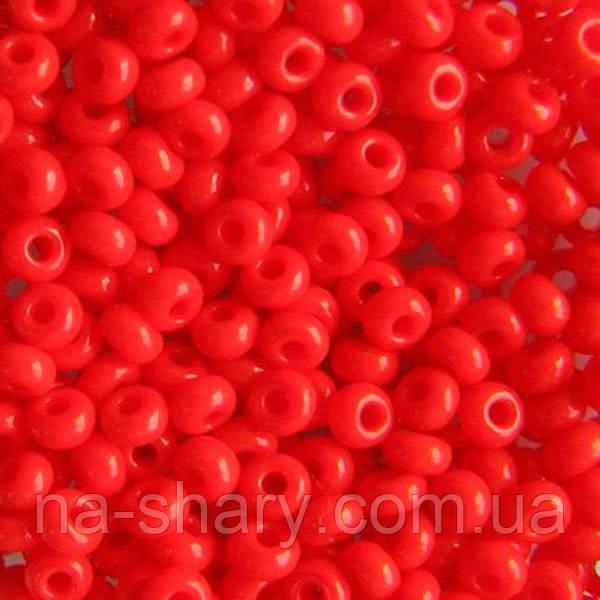 Чешский бисер для вышивания Preciosa (Прециоза) оригинальный 5г 31119-93170-10 красный