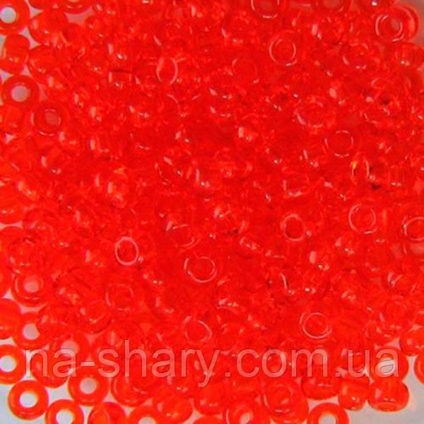 Чешский бисер для вышивания Preciosa (Прециоза) оригинальный 5г 31119-90030-10 Красный