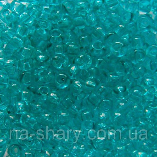 Чешский бисер для вышивания Preciosa (Прециоза) оригинальный 5г 33119-01165-10 Голубой