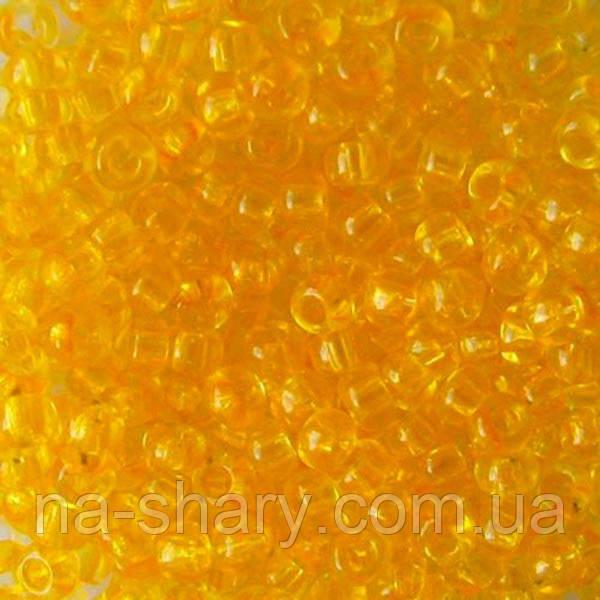 Чешский бисер для вышивания Preciosa (Прециоза) оригинальный 5г 33119-01181-10 Желтый