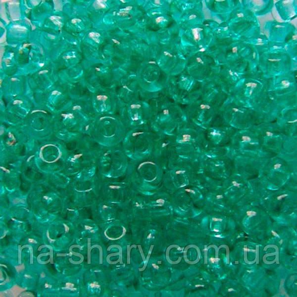 Чешский бисер для вышивания Preciosa (Прециоза) оригинальный 5г 33119-01164-10 Бирюзовый