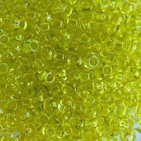 Чешский бисер для вышивания Preciosa (Прециоза) оригинальный 5г 33119-01153-10 Желтый