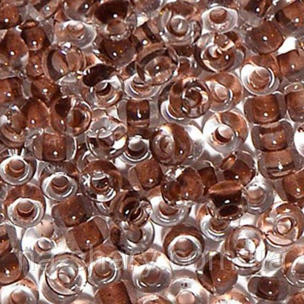 Чешский бисер для вышивания Preciosa (Прециоза) оригинальный 5г 33119-38318-10 Коричневый