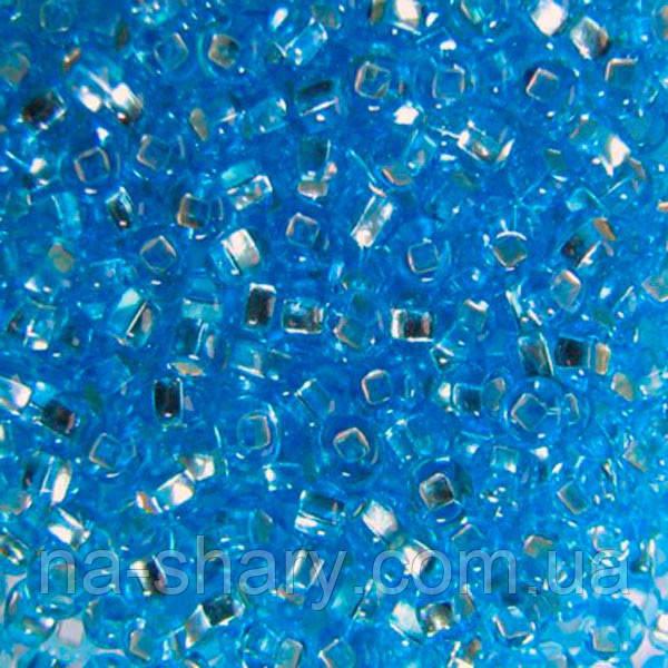 Чешский бисер для вышивания Preciosa (Прециоза) оригинальный 5г 33129-67010-10 Голубой