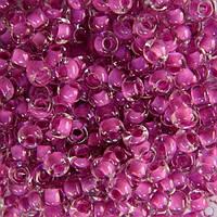 Чешский бисер для вышивания Preciosa (Прециоза) оригинальный 5г 33119-38328-10 Розовый