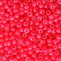 Чешский бисер для вышивания Preciosa (Прециоза) оригинальный 5г 33119-17398-10 Красный