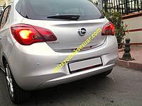 Opel Corsa E Кромка багажника