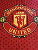 "Пляжное полотенце  ФК ""Манчестер Юнайтед"" с логотипом  любимого футбольного клуба, фото 3"