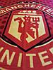 "Пляжное полотенце  ФК ""Манчестер Юнайтед"" с логотипом  любимого футбольного клуба, фото 4"