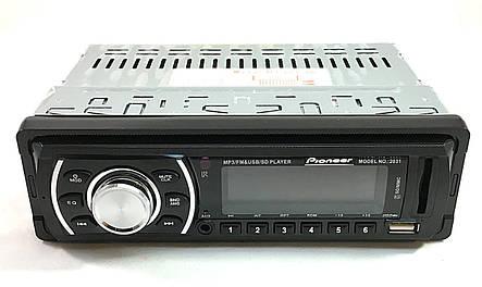 Автомагнитола Pioneer 2031 USB+FM+MP3, фото 2