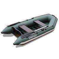 Моторная лодка со сланевым днищем Sport-Boat Neptun N270 LS