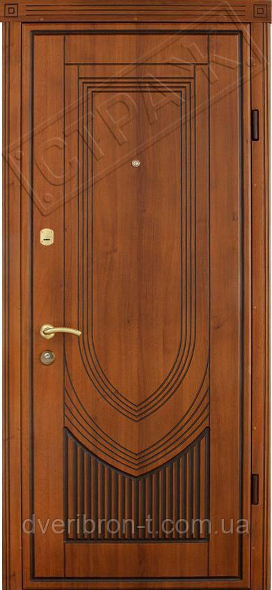 Входная дверь Страж standart Турин патина
