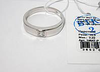 Мужское серебряное кольцо 14647-Р, фото 1