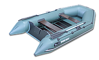 Моторная лодка со сланевым днищем Sport-Boat Neptun N310 LS