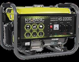 Генератор бензиновий K&S BASIC KS 2200C