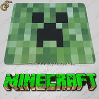 """Коврик для мыши Minecraft - """"Creeper Pad"""""""