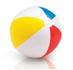 Мяч разноцветный, 51 см.Мяч пляжный.Мяч надувной пляжный.Мяч детский надувной.