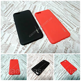 TPU чехол Smitt накладка бампер для Xiaomi (Ксиоми) Mi6 Plus