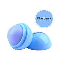 Бальзам для губ Romantic Bear Blueberry увлажняющий с маслом Ши
