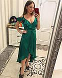 Женское платье с рюшами (4 цвета), фото 4