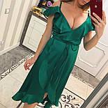 Женское платье с рюшами (4 цвета), фото 5