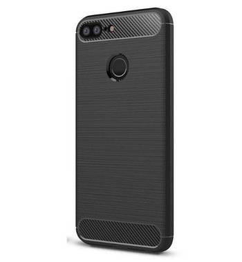 Чехол PRIMO Carbon Fiber Series для Honor 9 Lite - Black