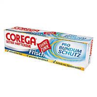"""Corega Ultra Haftcreme """"Frisch"""" - Клей-крем для фиксации зубных протезов """" Свежий """""""