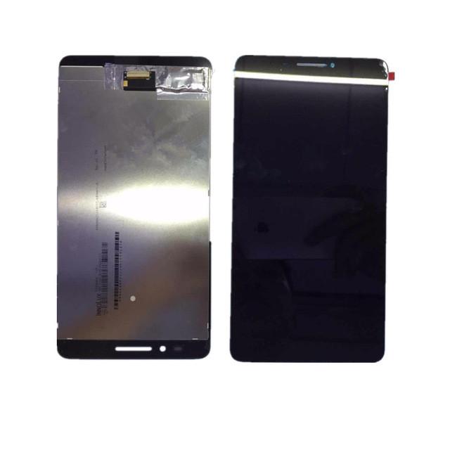 Дисплейный модуль для планшета Lenovo Phab Plus PB1-770M LTE в сборе с тачскрином, черный