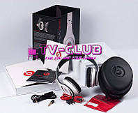 Наушники Monster Beats Studio by Dr. Dre (White)