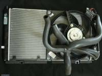 Радиатор охлаждения ВАЗ 1118, 1119 Калина кондиционера Panasonic основной в сборе