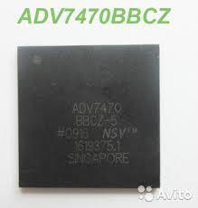 Микросхема ADV7470BBCZ-5 BGA