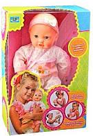 Функциональный пупс 0814-6 смеется,разговаривает,танцует и многое другое! Пупс Toyland Baby Born 0814-6