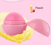 Бальзам для губ Romantic Bear Peach увлажняющий с маслом Ши