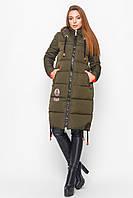 Куртка женская 203 (хаки)