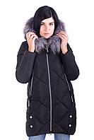Куртка женская 6118 (чёрный)