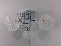 Люстра потолочная на 3 лампочки YR-7013/3
