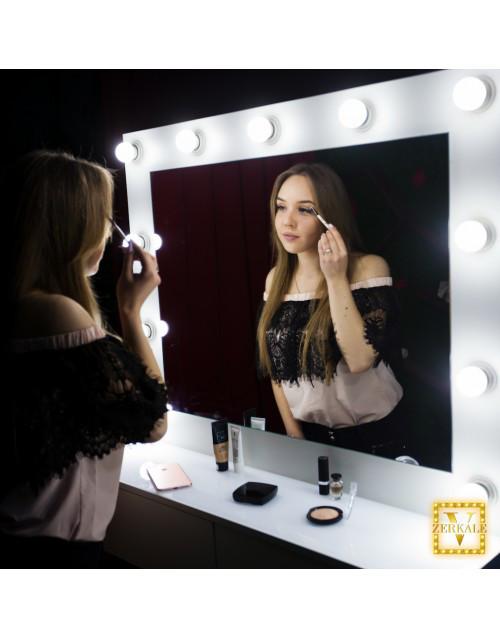 Зеркала гримерные, макияжные