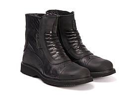 Ботинки Etor 5461-608 черные