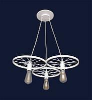 Светильники в стиле лофт 75990180-3 WH 4home