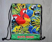 Школьная сумка-мешок для дополнительных занятий